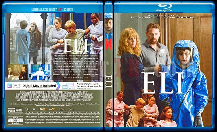 Eli - Custom Bluray Cover - English [2019]-1jpg