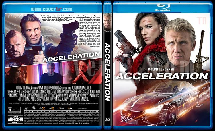 Acceleration - Custom Bluray Cover - English [2019]-2jpg