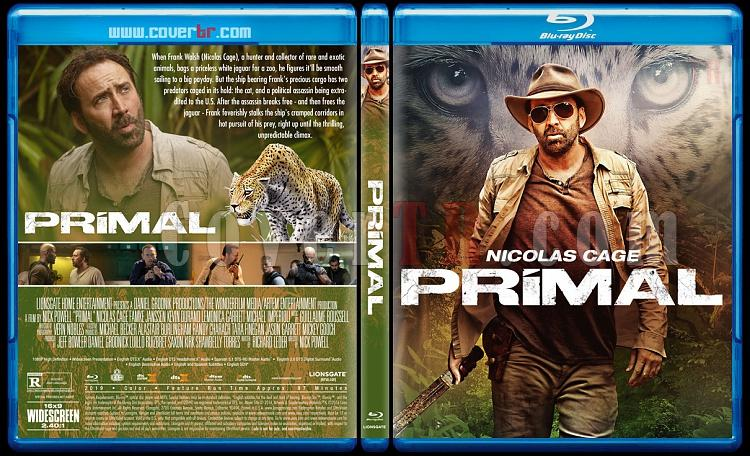 Primal - Custom Bluray Cover - English [2019]-1jpg