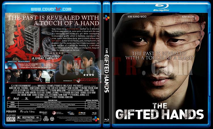 The Gifted Hands (Psychometry) - Custom Bluray Cover - English [2013]-gifted-hands-2013jpg