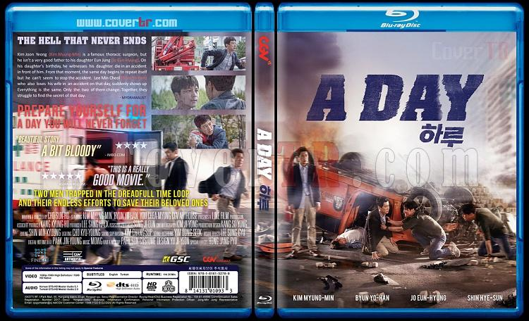 A Day (Haroo) - Custom Bluray Cover - English [2017]-day-2017jpg