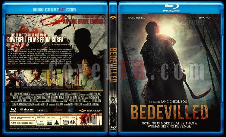 Bedevilled (Salinsageonui Jeonmal) - Custom Bluray Cover - English [2010]-bedevilledjpg