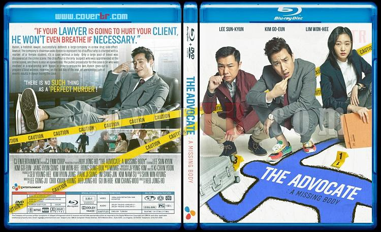 The Advocate: A Missing Body (Seong-Nan Byeon-Ho-Sa) - Custom Bluray Cover - English [2015]-advocate-missing-body-2015jpg