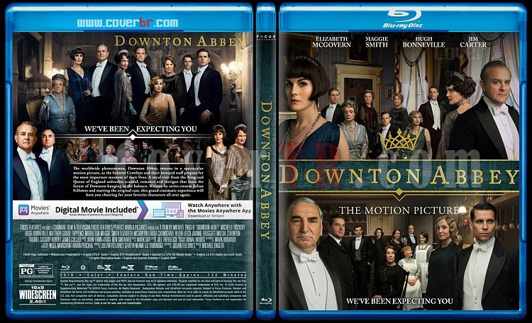 Downton Abbey - Custom Bluray Cover - English [2019]-1jpg