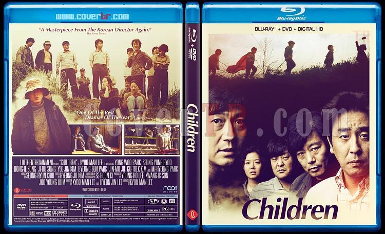 Children (Aideul) - Custom Bluray Cover - English [2011]-children-2011jpg