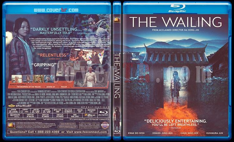 The Wailing (Goksung) - Custom Bluray Cover - English [2016]-wailing-2016jpg