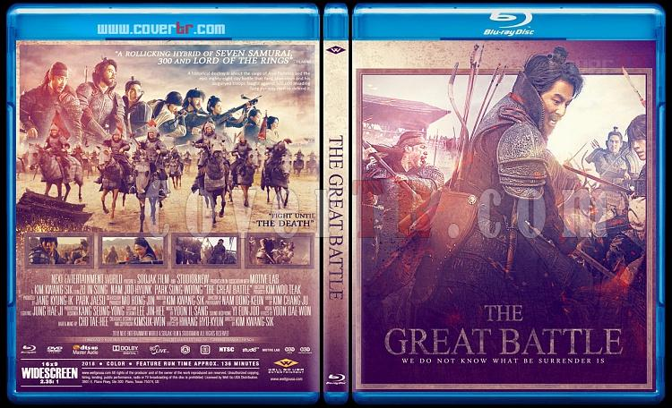 The Great Battle (Ansisung) - Custom Bluray Cover - English [2018]-great-battle-2018jpg