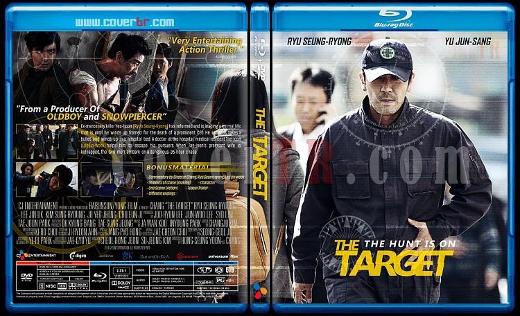 The Target  ( Pyojeok) - Custom Bluray Cover - English [2014]-target-2014jpg