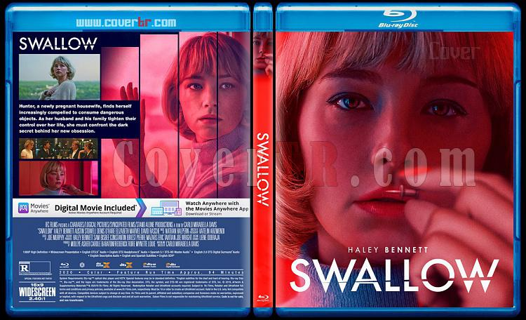 Swallow - Custom Bluray Cover - English [2019]-2jpg