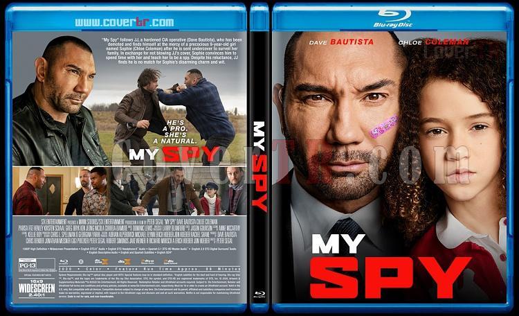 My Spy - Custom Bluray Cover - English [2020]-1jpg