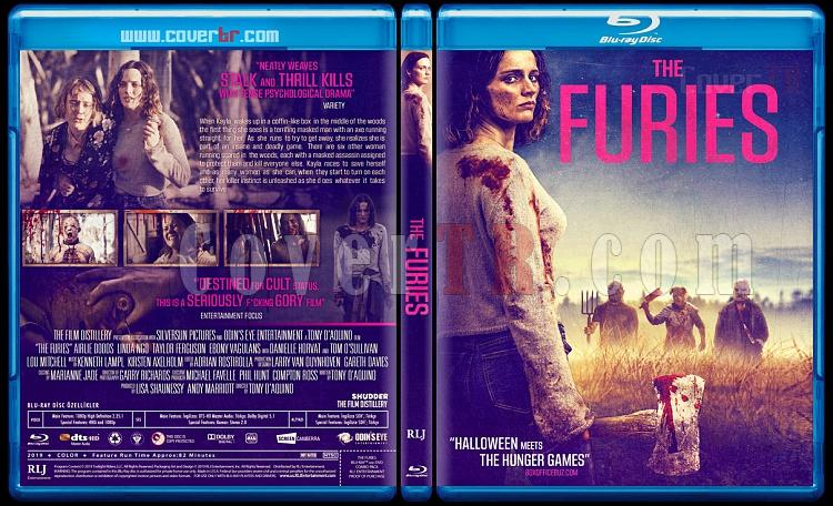 The Furies - Custom Bluray Cover - English [2019]-furiesjpg