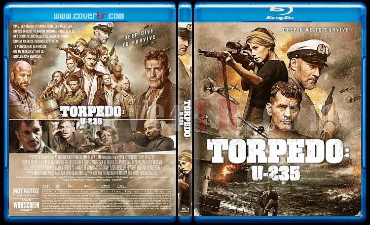 Torpedo - Custom Bluray Cover - English [2020]-02jpg