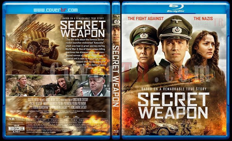 Secret Weapon - Custom Bluray Cover - English [2020]-03jpg