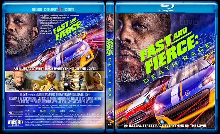 Fast and Fierce: Death Race - Custom Bluray Cover - English [2020]-04jpg