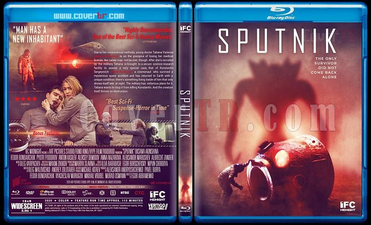 Sputnik - Custom Bluray Cover - English [2020]-sputnikjpg