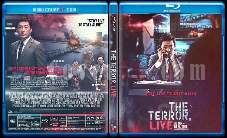 The Terror Live - Custom Bluray Cover - English [2013]-terror-livejpg