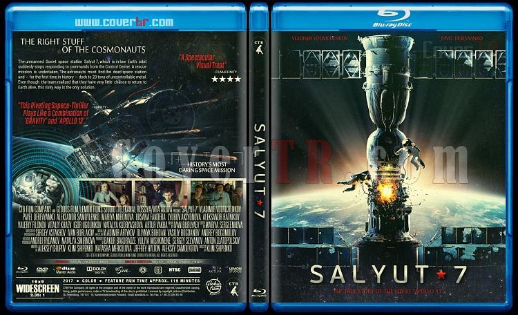 Salyut-7 - Custom Bluray Cover - English [2017]-salyut-7jpg