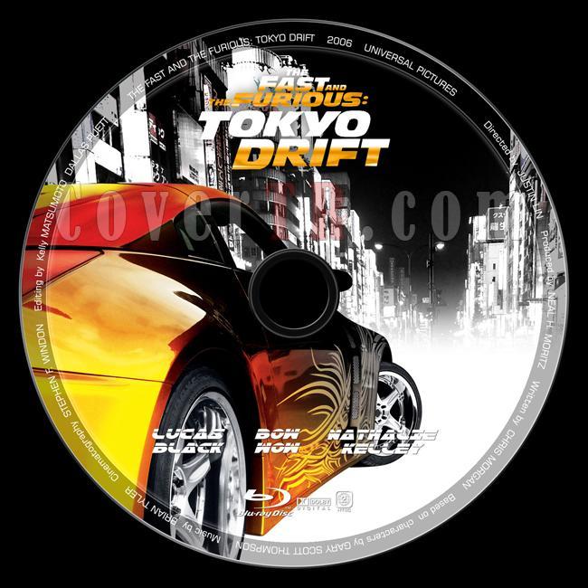 The Fast and the Furious: Tokyo Drift (Hızlı ve Öfkeli: Tokyo Yarışı) - Custom Bluray Label - English [2006]-fast-furious-tokyo-drift-hizli-ve-ofkeli-tokyo-yarisijpg