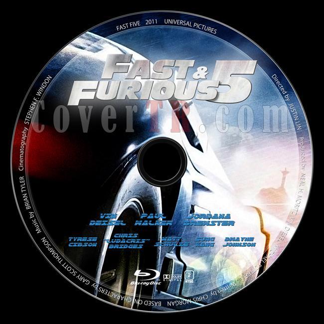 Fast Five (Hızlı ve Öfkeli 5: Rio Soygunu) - Custom Bluray Label - English [2011]-fast-five-hizli-ve-ofkeli-5-rio-soygunujpg