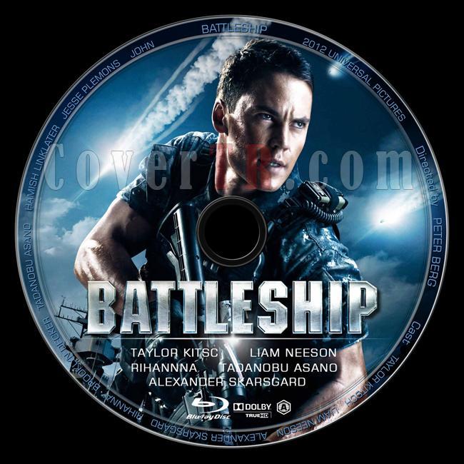Battleship (Savaş Gemisi: Hedef Dünya) - Custom Bluray Label - English [2012]-battleship-savas-gemisi-hedef-dunyajpg