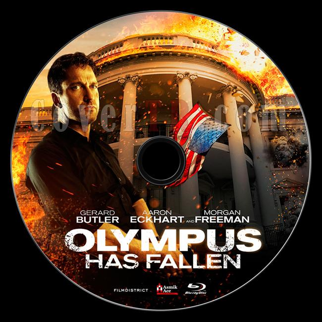 Olympus Has Fallen (Kod Adı: Olympus) - Custom Bluray Label - English [2013]-olympus-has-fallen-kod-adi-olympusjpg