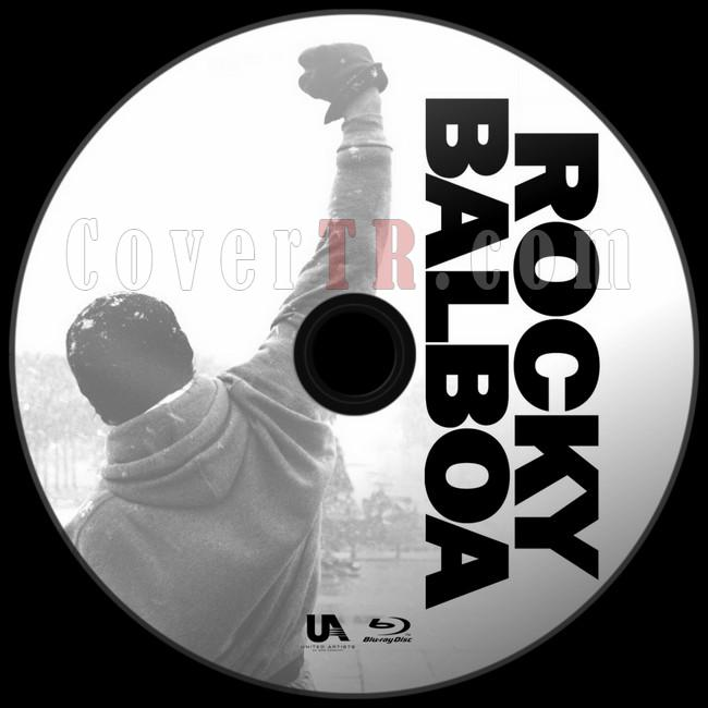 Rocky Balboa  - Custom Bluray Label - English [2006]-asdjpg