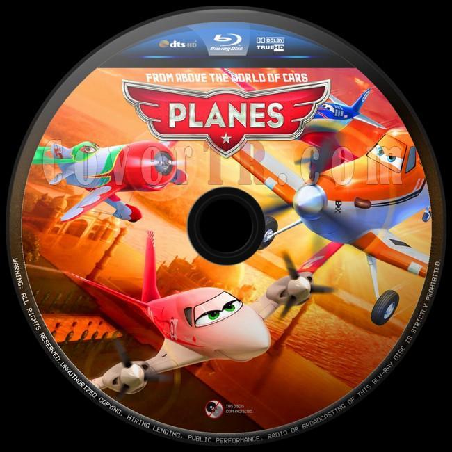 Planes (Uçaklar) - Custom Bluray Label - English [2013]-ucaklar-2jpg