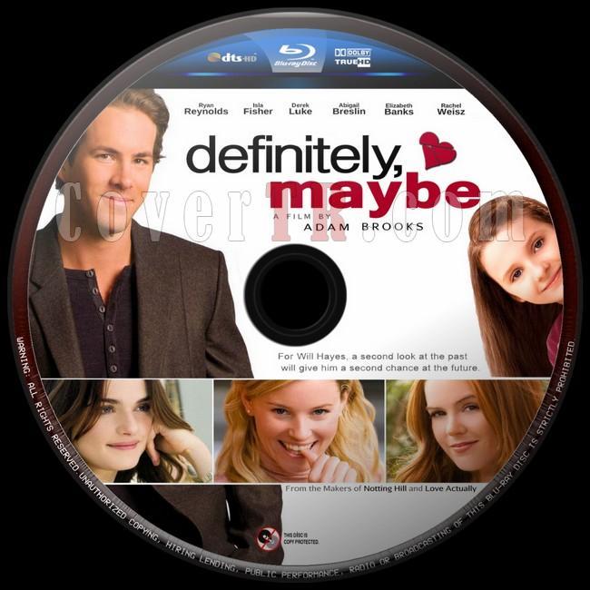 Definitely, Maybe  (Kesinlikle, Belki) - Custom Bluray Label - English [2008]-kesinlikle-belki-2jpg