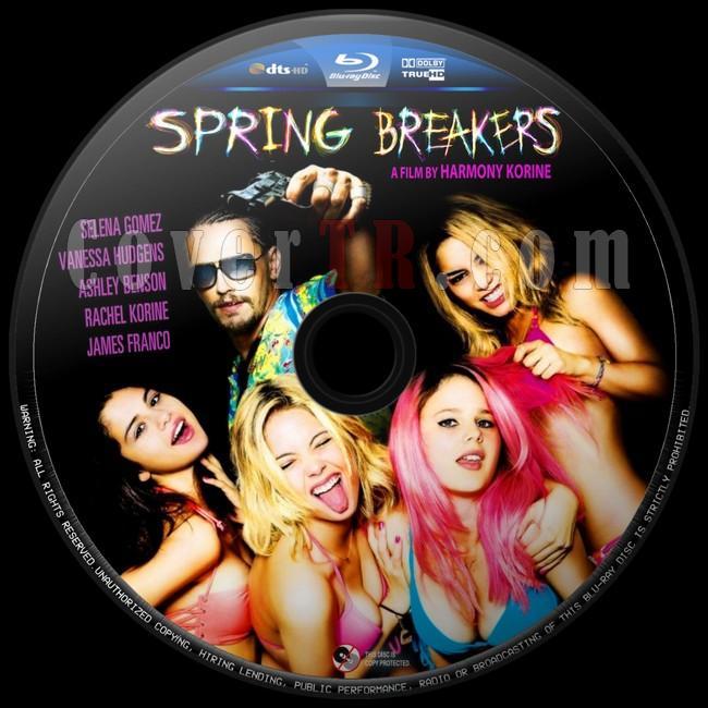 Spring Breakers (Bahar Tatili) - Custom Bluray Label - English [2012]-bahar-tatili-6jpg