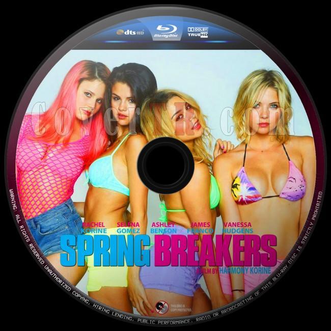 Spring Breakers (Bahar Tatili) - Custom Bluray Label - English [2012]-bahar-tatili-8jpg
