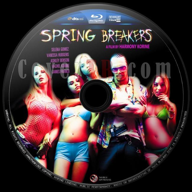 Spring Breakers (Bahar Tatili) - Custom Bluray Label - English [2012]-bahar-tatili-10jpg