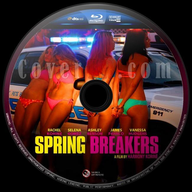 Spring Breakers (Bahar Tatili) - Custom Bluray Label - English [2012]-bahar-tatili-3jpg