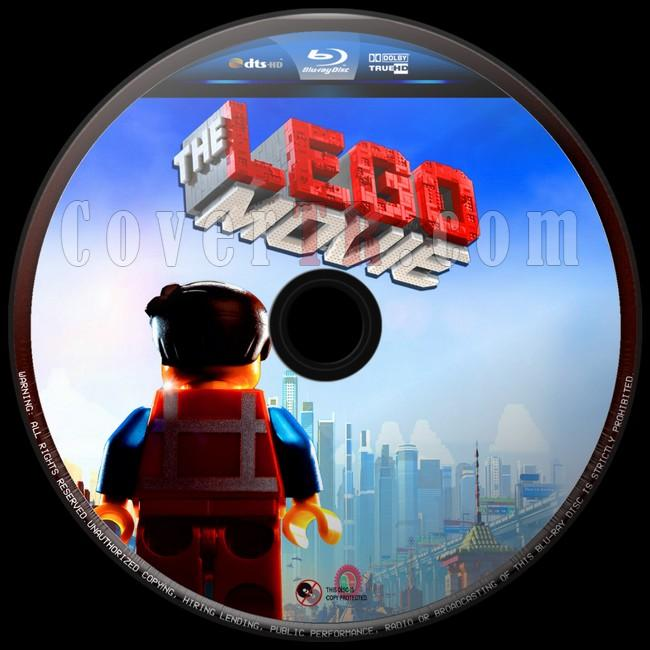 The Lego Movie  (Lego Filmi)  - Custom Bluray Label - English [2014]-lego-filmi-film-2jpg