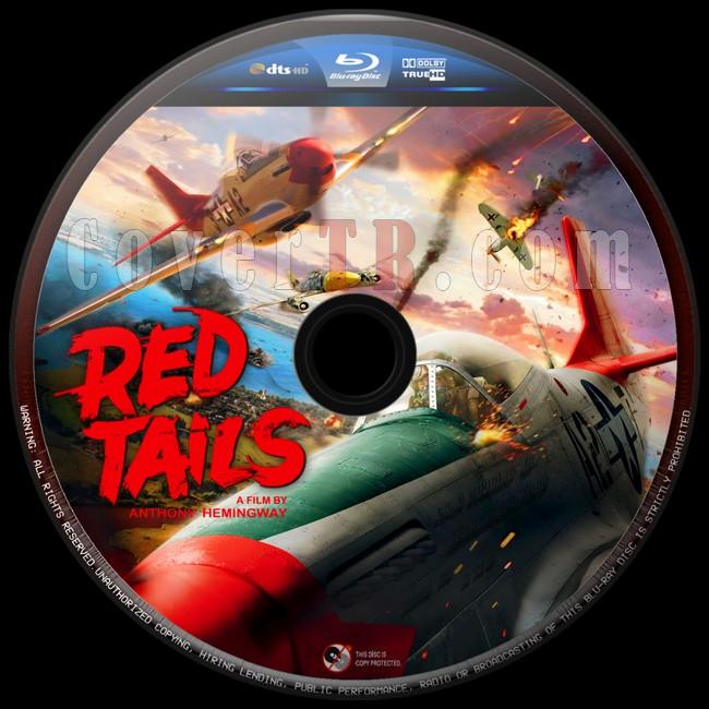 Red Tails  - Custom Bluray Label - English [2012]-red-tails-2jpg