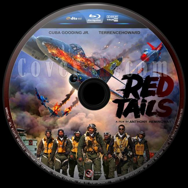 Red Tails  - Custom Bluray Label - English [2012]-red-tails-4jpg