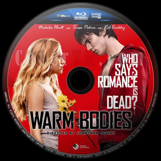 Warm Bodies   (Sıcak Kalpler) - Custom Bluray Label - English [2013]-sicak-kalpler-6jpg