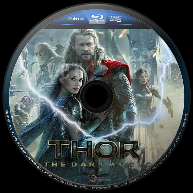 Thor: The Dark World (Thor: Karanlık Dünya) - Custom Bluray Label - English [2013]-thor-karanlik-dunya-13jpg