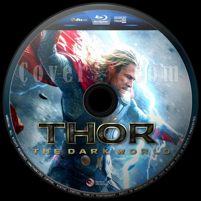 Thor: The Dark World (Thor: Karanlık Dünya) - Custom Bluray Label - English [2013]-thor-karanlik-dunya-11jpg