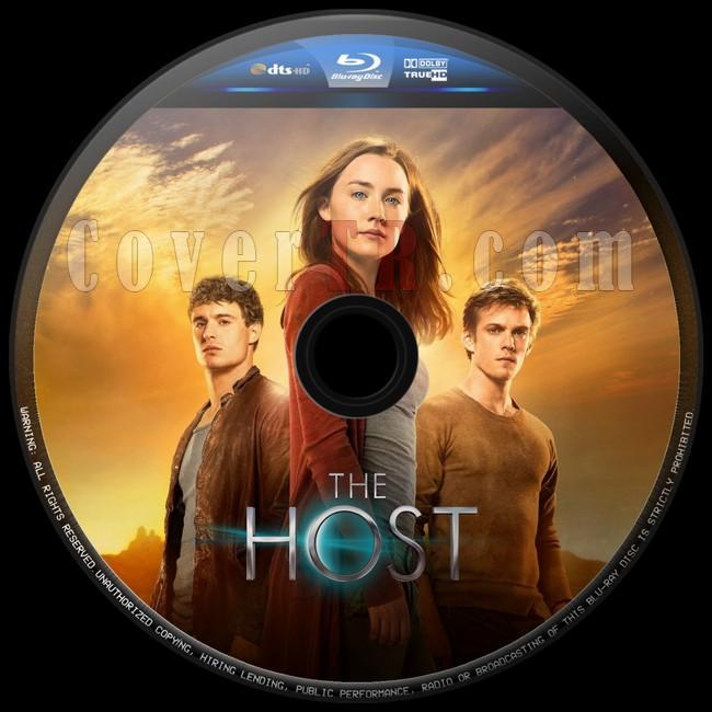 The Host (Göçebe) - Custom Bluray Label - English [2013]-gocebe-4jpg