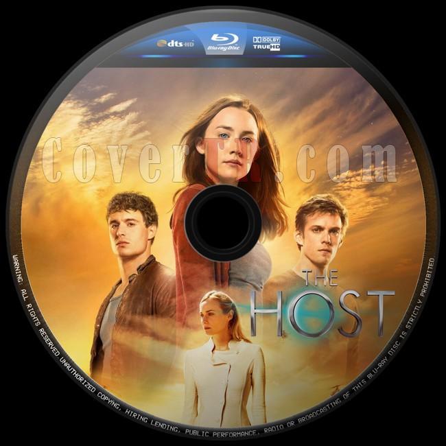 The Host (Göçebe) - Custom Bluray Label - English [2013]-gocebe-3jpg