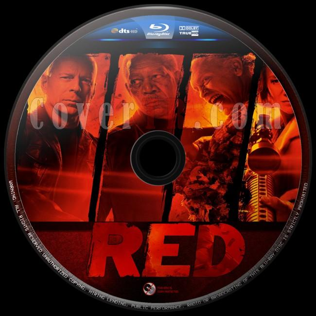 Red (Hızlı ve Emekli) - Custom Bluray Label - English [2010]-hizli-ve-emekli-1-21jpg