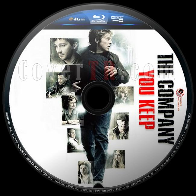 The Company You Keep (Geçmişin Sırları) - Custom Bluray Label - English [2012]-gecmisin-sirlari2jpg