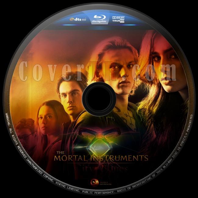 The Mortal Instruments : City of Bones  (Ölümcül Oyuncaklar: Kemikler Şehri) - Custom Bluray Label - English [2013]-olumcul-oyuncaklar-kemikler-sehri-12jpg