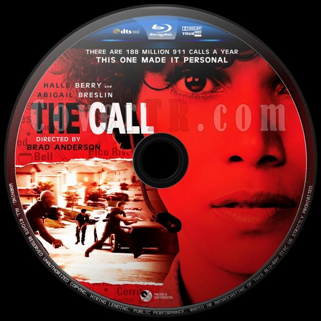 The Call (Acil Arama) - Custom Bluray Label - English [2013]-acil-arama-1jpg