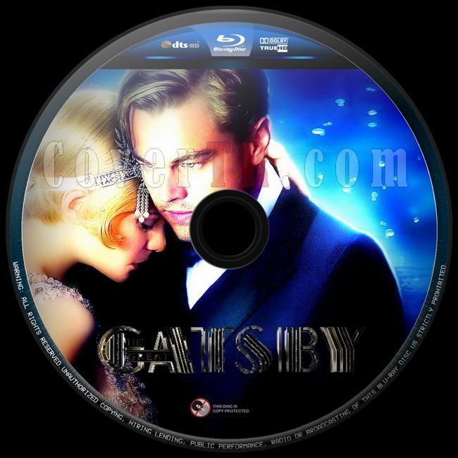 The Great Gatsby (Muhteşem Gatsby) - Custom Bluray Label - English [2013]-muhtesem-gatsby1jpg