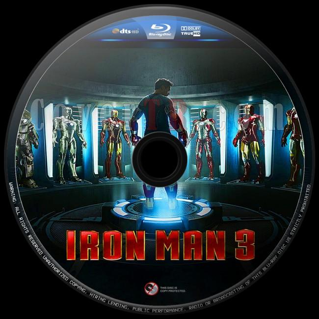 Iron Man 3 (Demir Adam3) - Custom Bluray Label - English [2013]-iron-man-3-10jpg