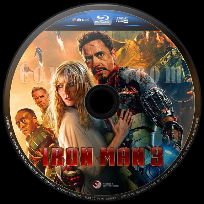 Iron Man 3 (Demir Adam3) - Custom Bluray Label - English [2013]-iron-man-3-7jpg