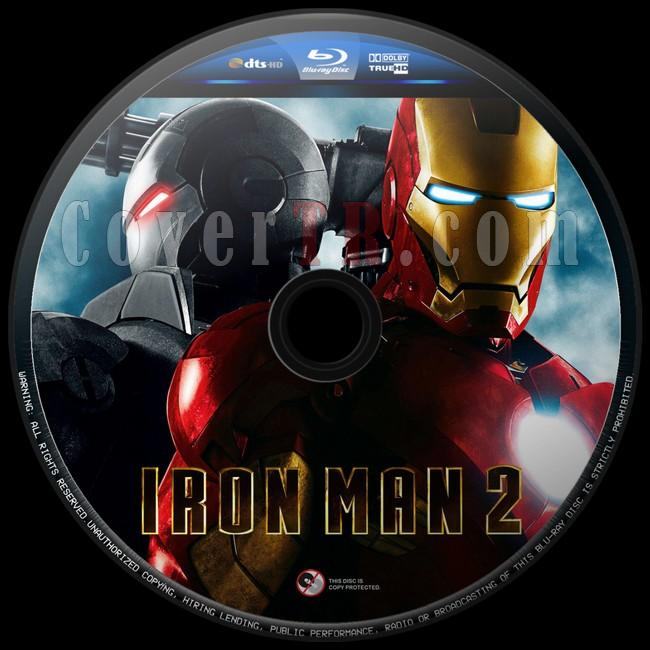 Iron Man 2 (Demir Adam 2) - Custom Bluray Label - English [2010]-iron-man-2-6jpg