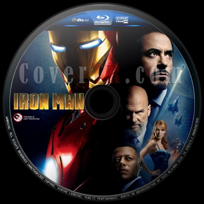 Iron Man (Demir Adam) - Custom Bluray Label - English [2008]-iron-man-1-4jpg