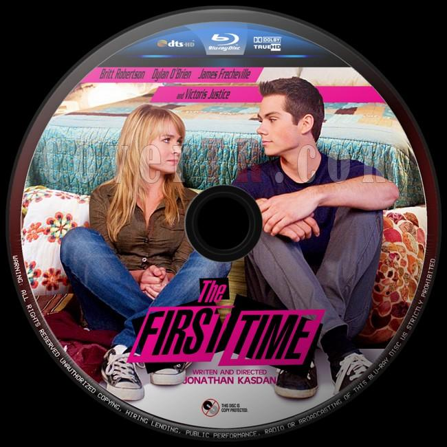 The First Time (İlk Kez) - Custom Bluray Label - English [2013]-ilk-kez1jpg